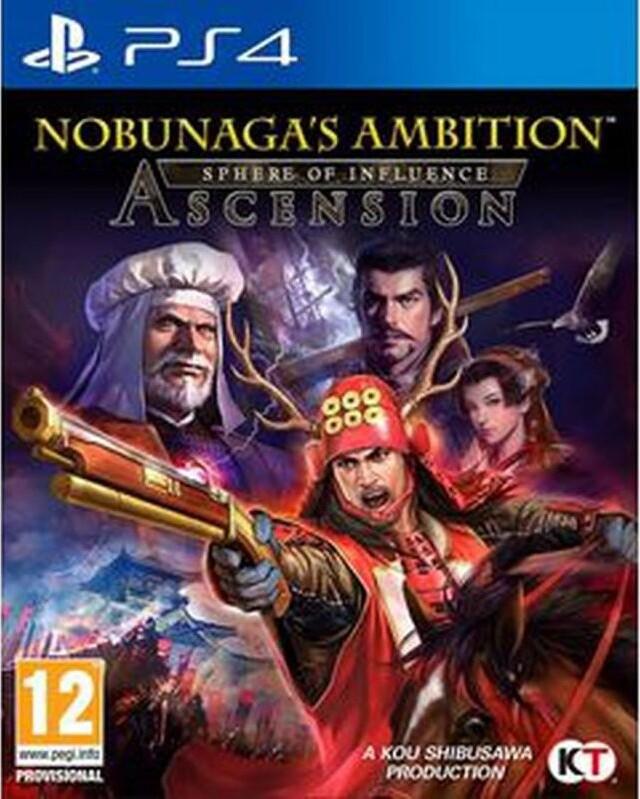 Billede af Nobunagas Ambition Sphere Of Influence - Ascension - PS4