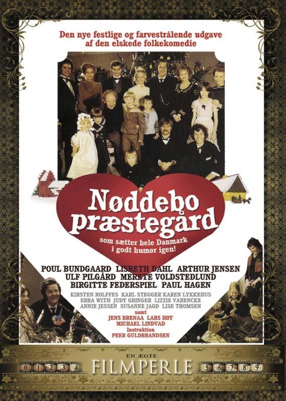 Billede af Nøddebo Præstegård - DVD - Film