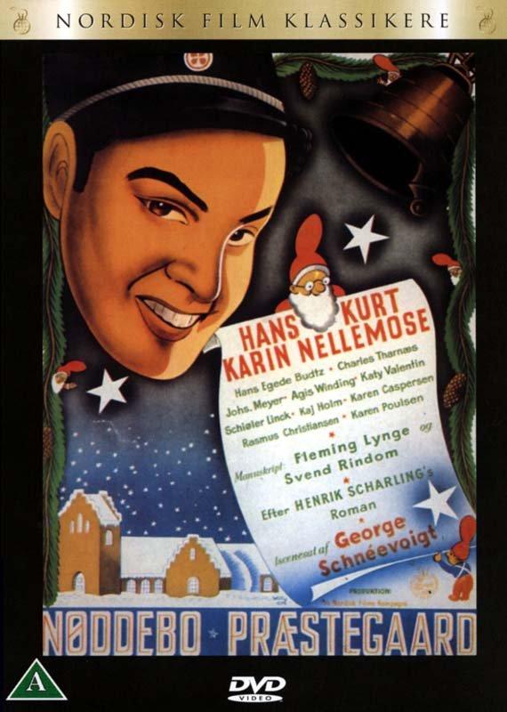 jul i nøddebo præstegård dvd