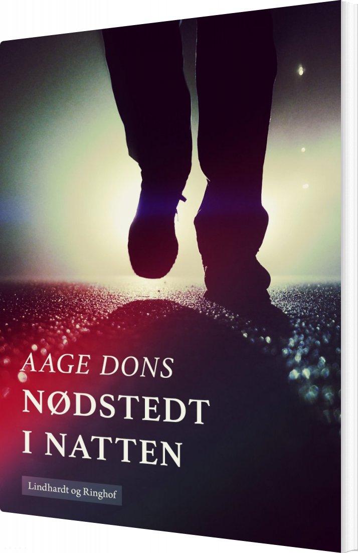 Image of   Nødstedt I Natten - Aage Dons - Bog