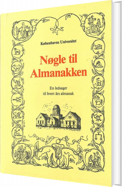 Billede af Nøgle Til Almanakken - Københavns Universitet - Bog