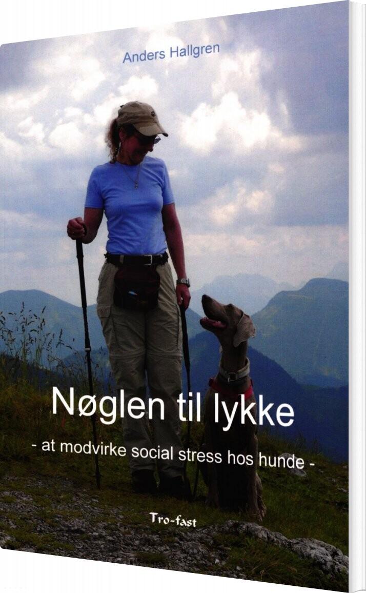 Nøglen Til Lykke - Anders Hallgren - Bog