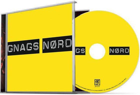 Gnags - Nørd - CD