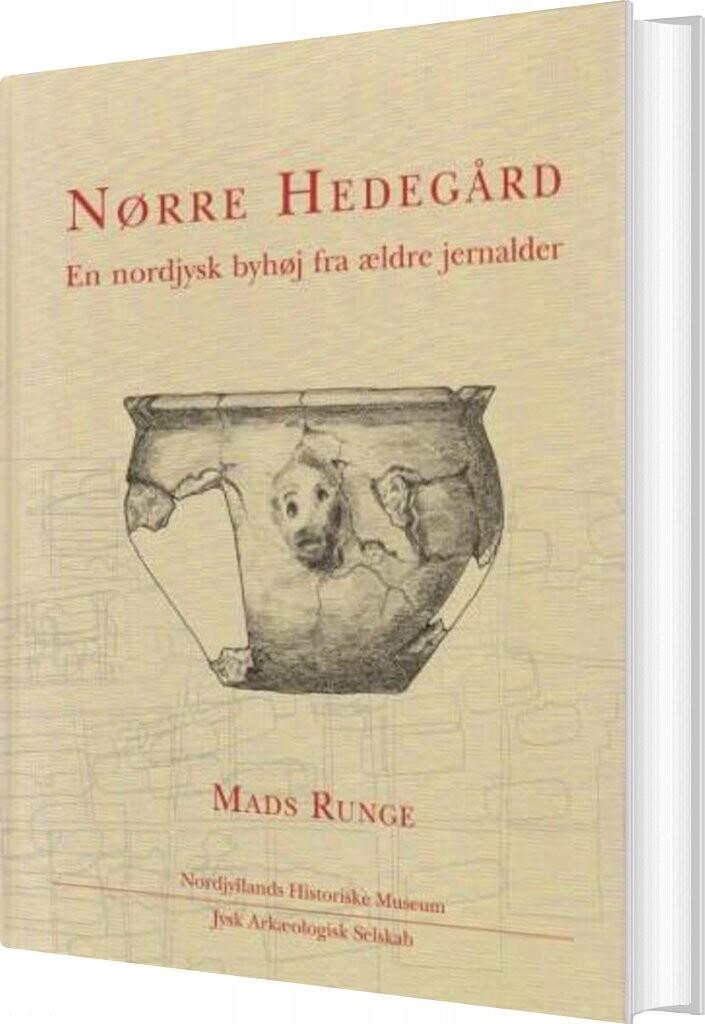 Image of   Nørre Hedegård - Mads Runge - Bog