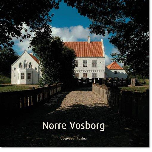 Billede af Nørre Vosborg - Jette Friis O´bróin - Bog