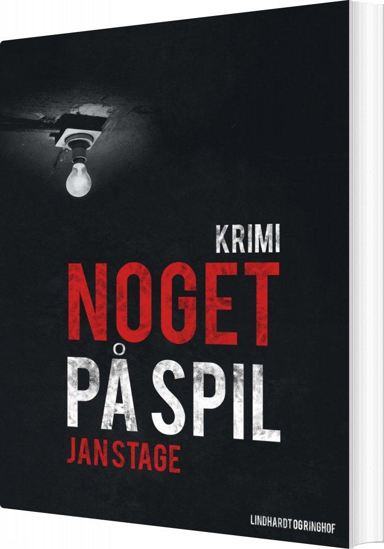 Billede af Noget På Spil - Jan Stage - Bog