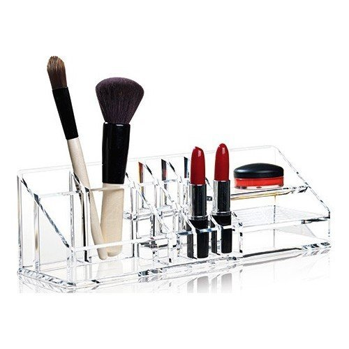 Image of   Nomess Copenhagen Makeup Organizer / Makeup Opbevaring - Clear