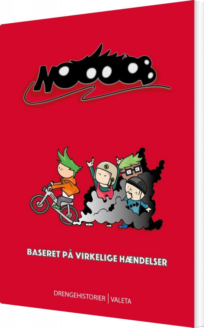 Image of   Noooob - Maria Kjær-madsen - Bog