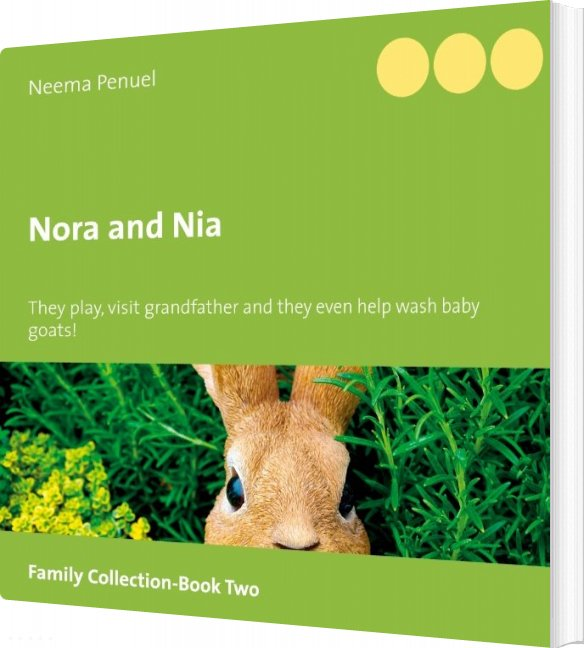 Nora And Nia - Neema Penuel - Bog