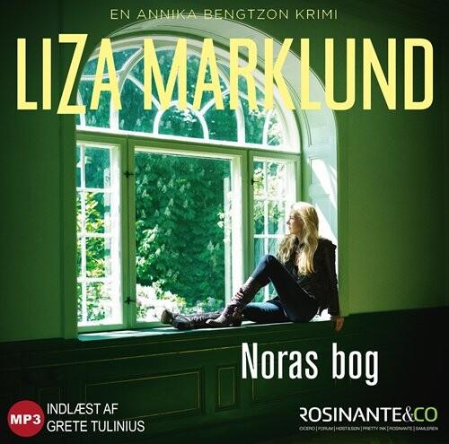 Image of   Noras Bog - Liza Marklund - Cd Lydbog