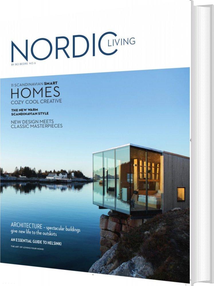 Image of   Nordic Living - 2018 - By Bo Bedre - Erik Rimmer - Bog