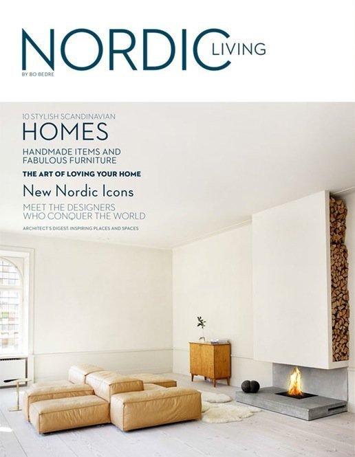 Image of   Nordic Living - 2015 - By Bo Bedre - Erik Rimmer - Bog