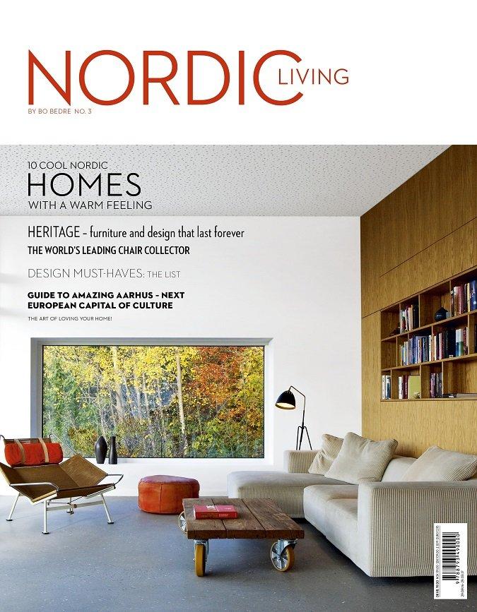 Image of   Nordic Living 3 - By Bo Bedre - Erik Rimmer - Bog