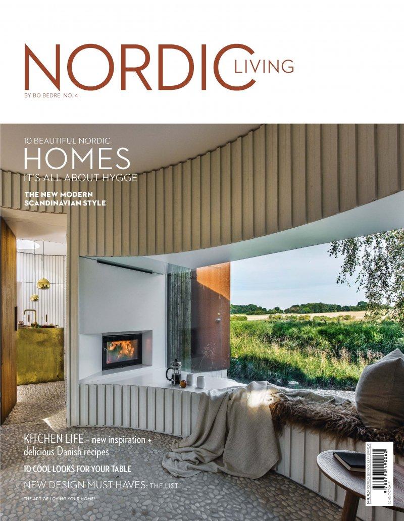 Image of   Nordic Living 4 - By Bo Bedre - Erik Rimmer - Bog
