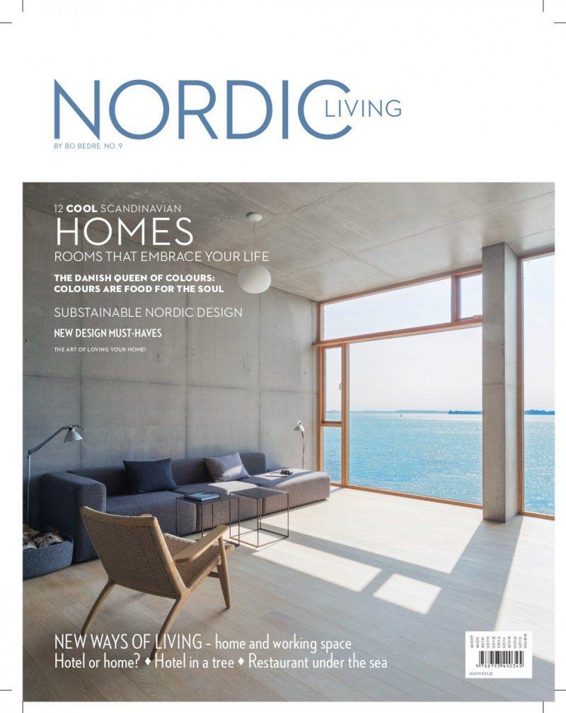 Image of   Nordic Living By Bo Bedre - Erik Rimmer - Bog