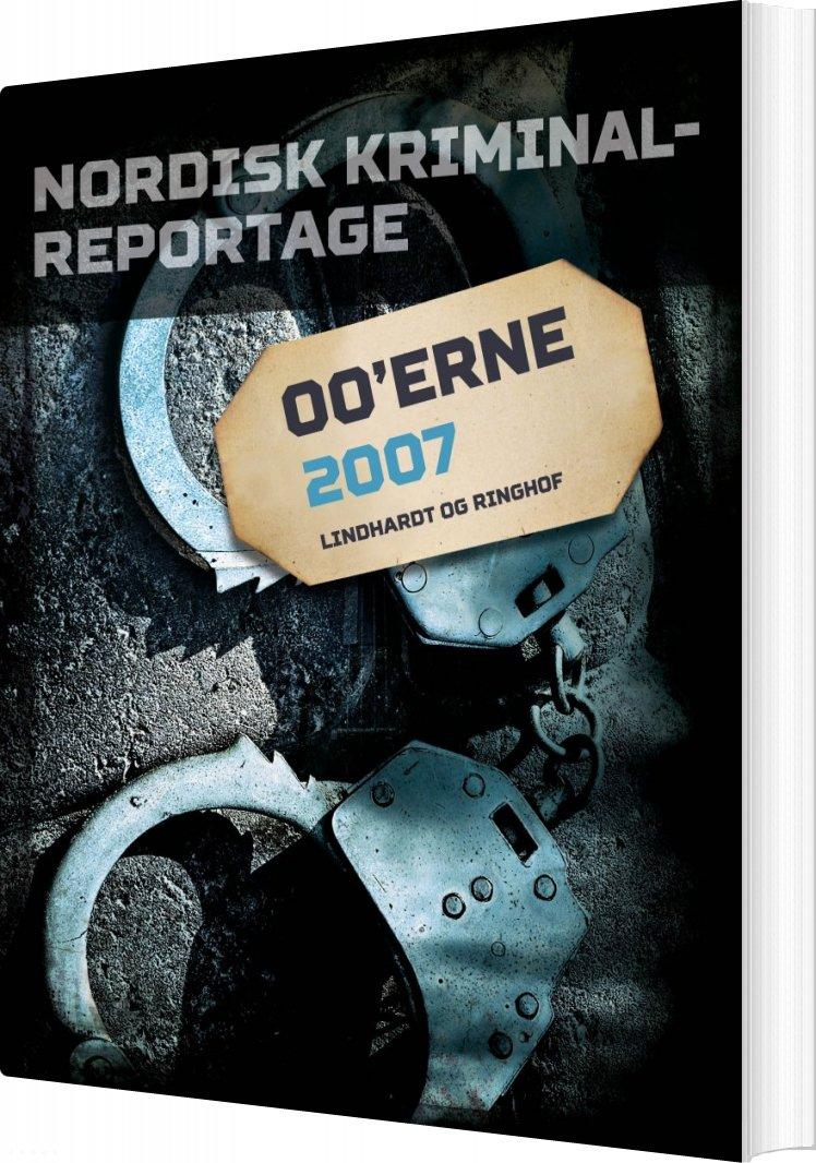 Image of   Nordisk Kriminalreportage 2007 - Diverse - Bog