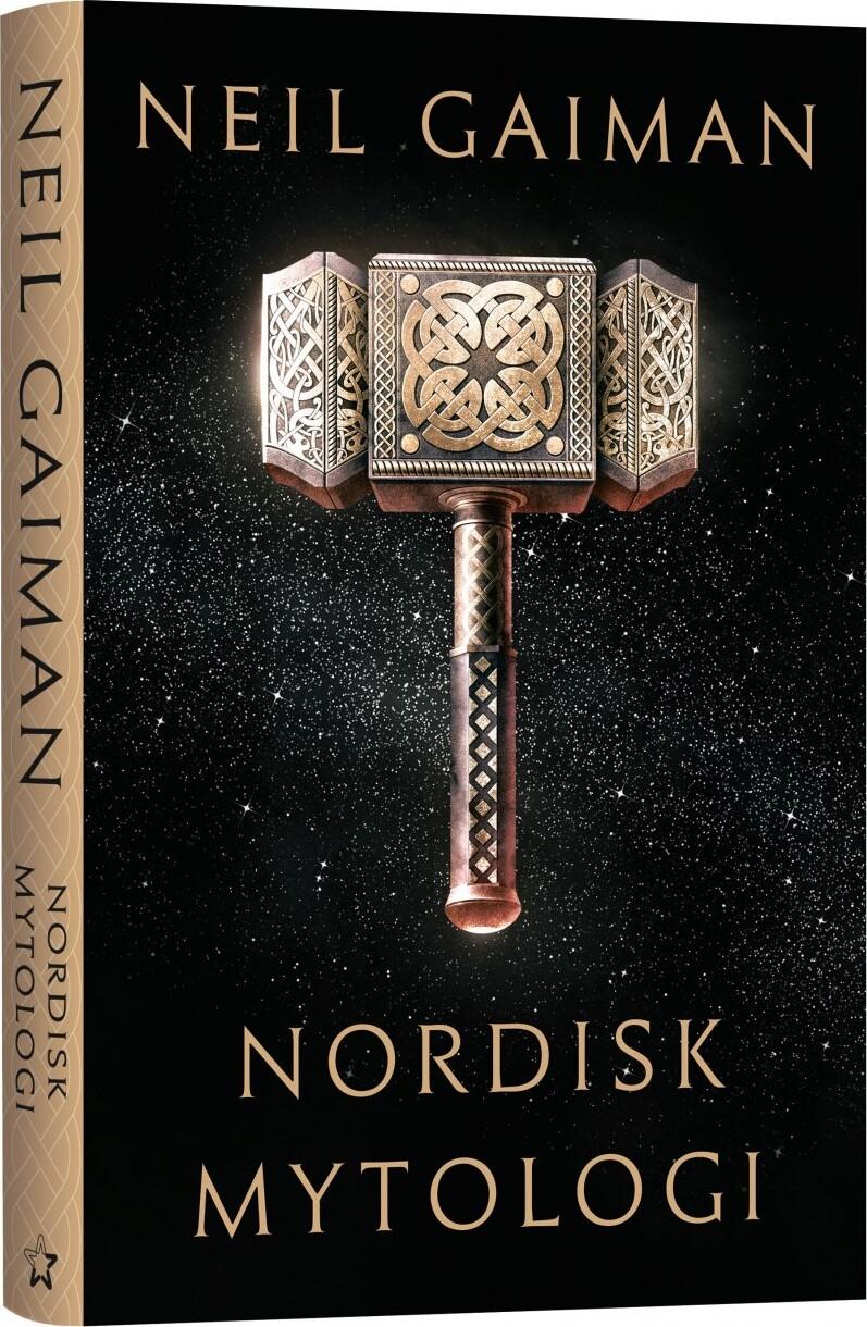 Billede af Nordisk Mytologi - Neil Gaiman - Bog