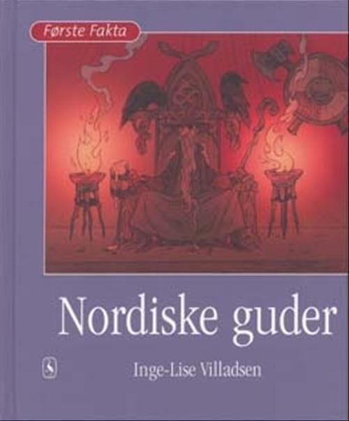 Image of   Nordiske Guder - Inge-lise Villadsen - Bog