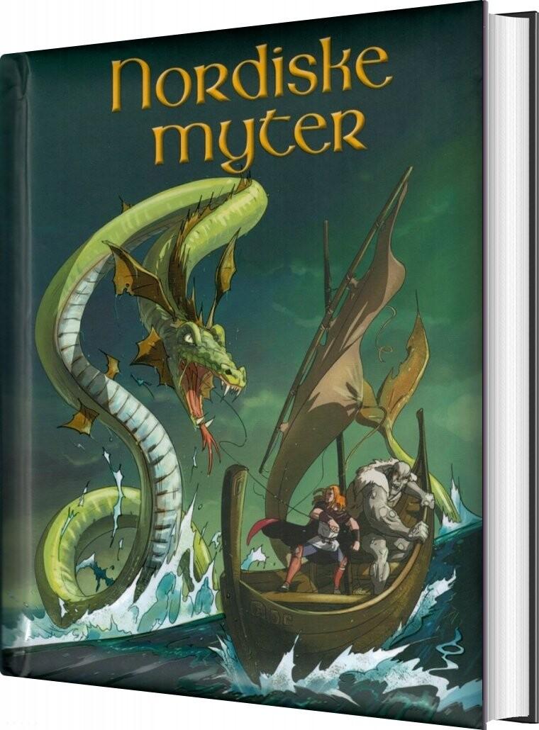 Nordiske Myter - Alex Frith - Bog