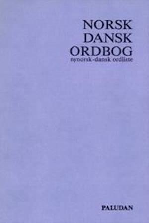 Image of   Norsk-dansk Ordbog - Diverse - Bog