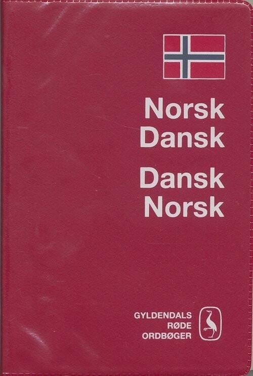 Image of   Norsk-dansk/dansk-norsk Ordbog - Hermod T.h. Nilsen - Bog