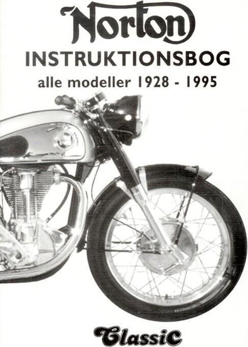 Image of   Norton - Instruktionsbog - Villy Poulsen - Bog