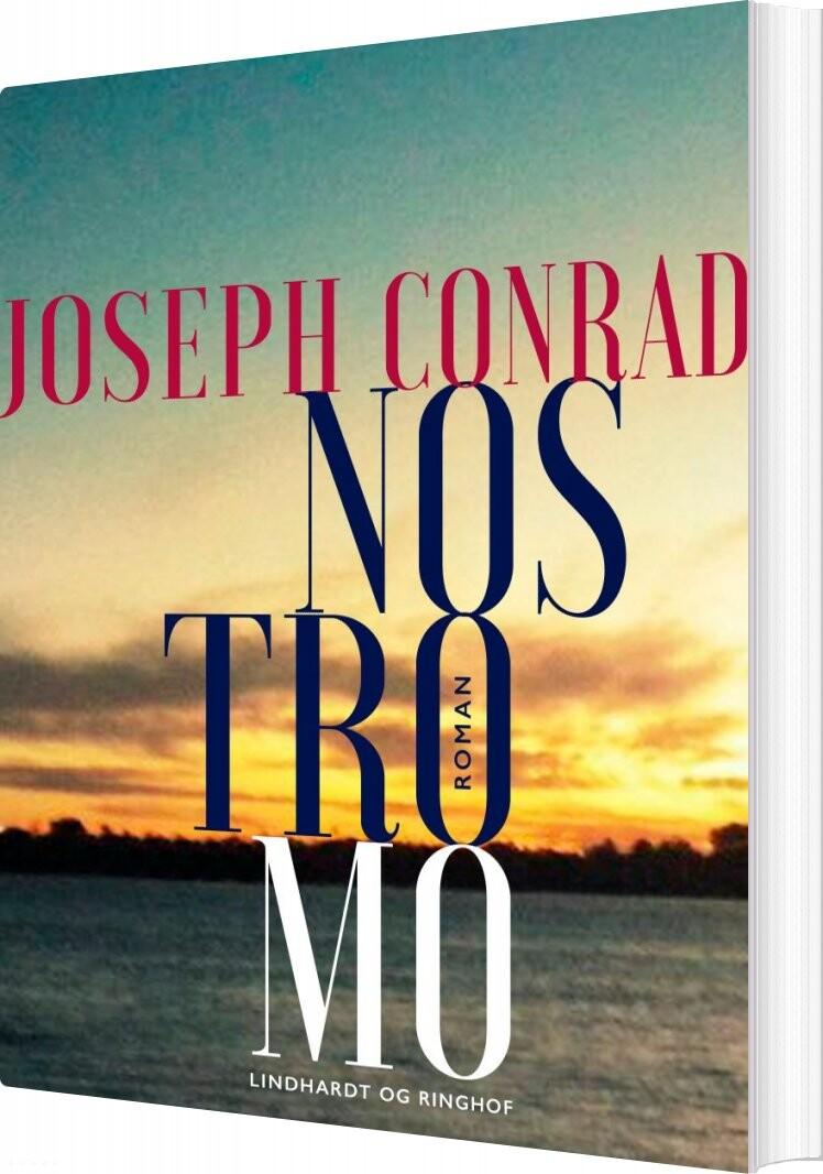 Nostromo - Joseph Conrad - Bog