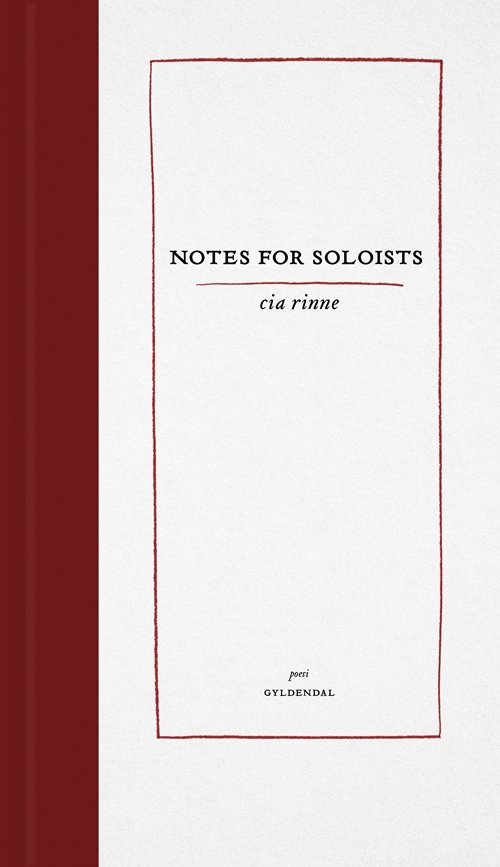 Notes For Soloists - Cia Rinne - Bog