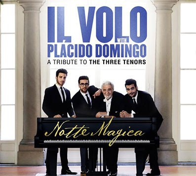 Image of   Il Volo - Notte Magica - A Tribute To The Three Tenors - CD
