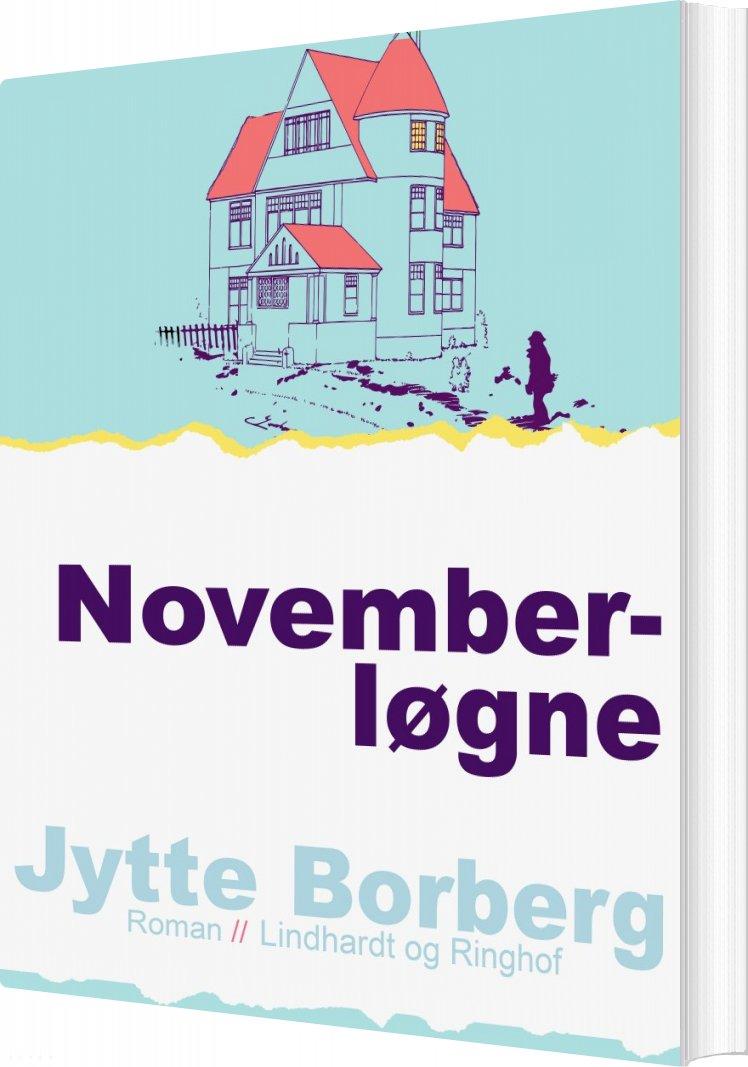 Novemberløgne - Jytte Borberg - Bog