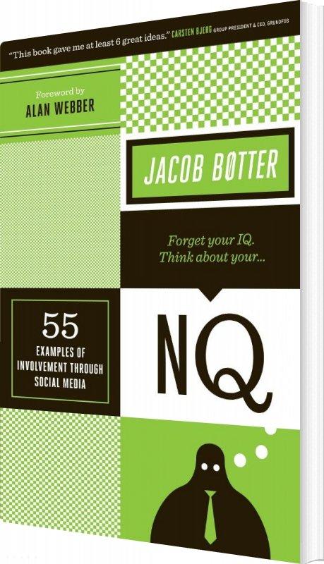 Image of   Nq: Involvement Through Social Media - Jacob Bøtter - Bog
