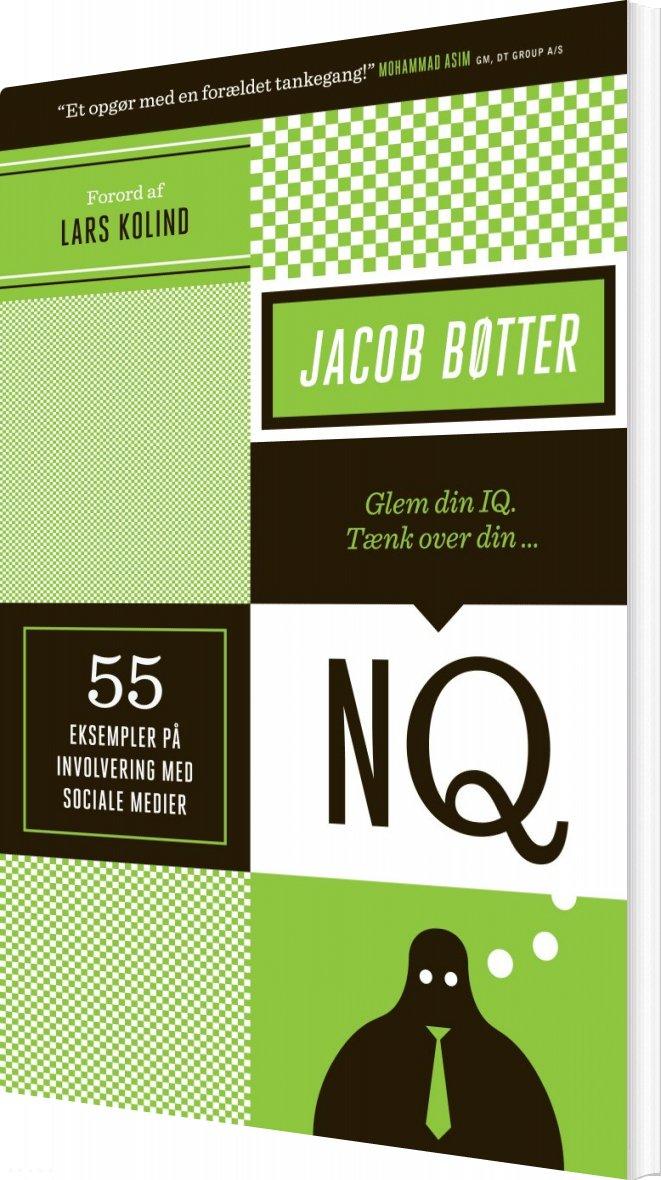 Image of   Nq: Involvering Med Sociale Medier - Jacob Bøtter - Bog