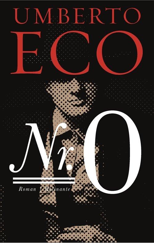 Nr. 0 - Umberto Eco - Bog