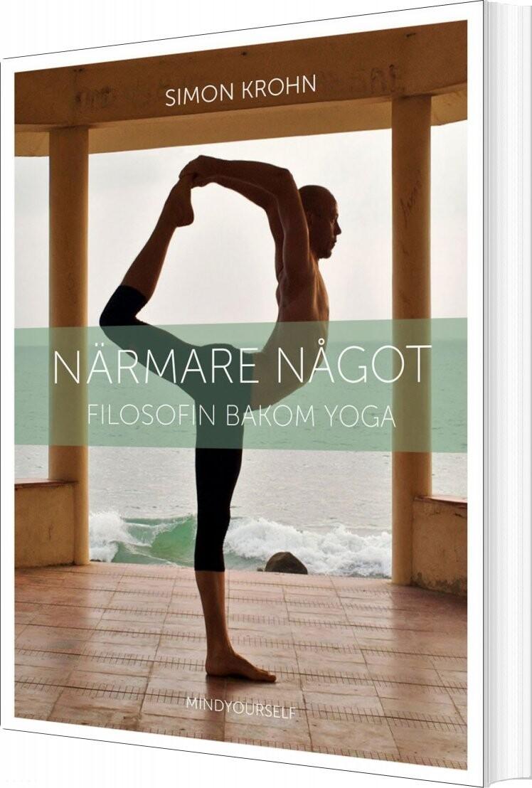 Image of   Närmare Något - Simon Krohn - Bog