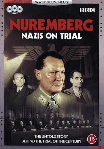 Image of   Nuremberg Nazis On Trial - DVD - Film