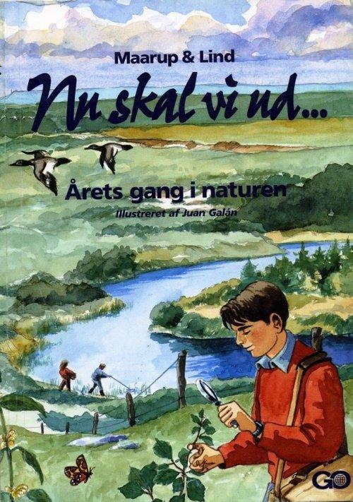 Image of   Nu Skal Vi Ud - Lars Zacho Maarup - Bog