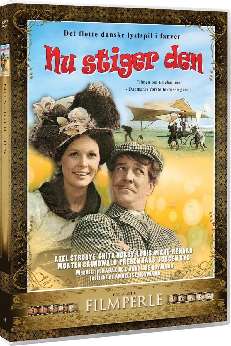 Nu Stiger Den - DVD - Film