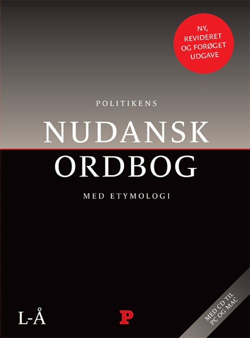 Image of   Nudansk Ordbog 1-2 Etymologi & Cd - Diverse - Bog