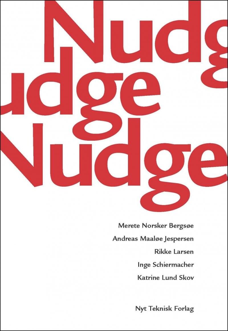 Nudge - Rikke Larsen - Bog