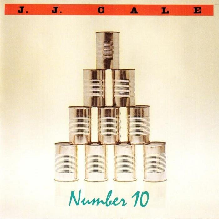 Image of   J. J. Cale - Number Ten - Vinyl / LP