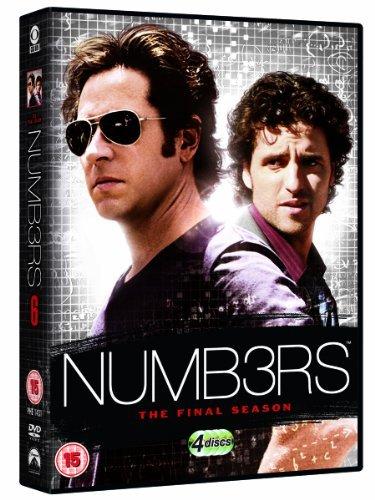 Billede af Numbers - Sæson 6 - DVD - Tv-serie