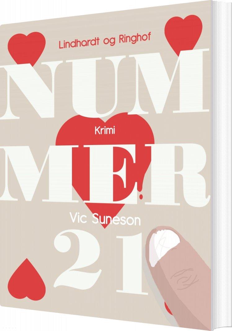Billede af Nummer 21 - Vic Suneson - Bog