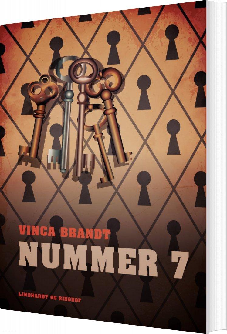 Billede af Nummer 7 - Vinca Brandt - Bog