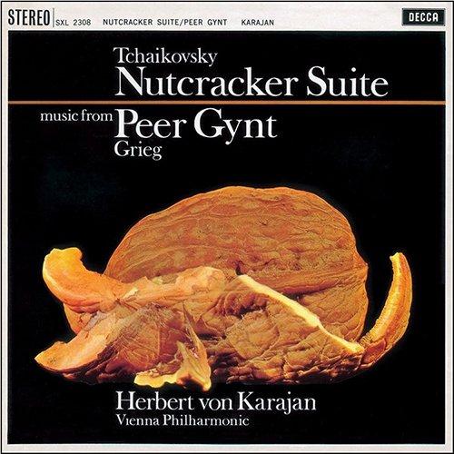 Image of   Herbert Von Karajan - Nutcracker Suite & Peer Gynt - Vinyl / LP