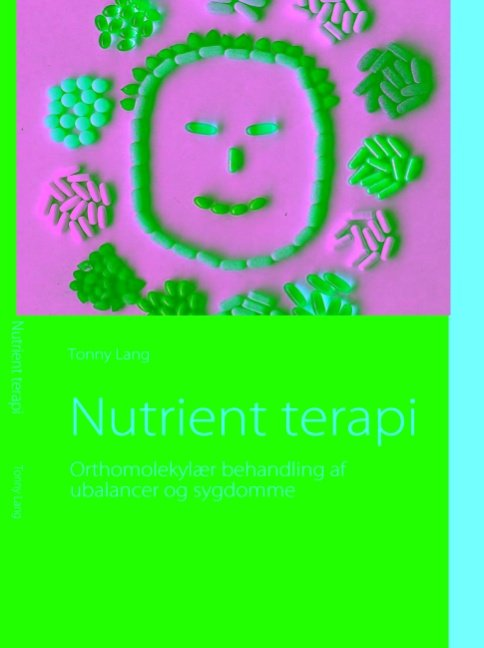 Nutrient Terapi - Tonny Lang - Bog