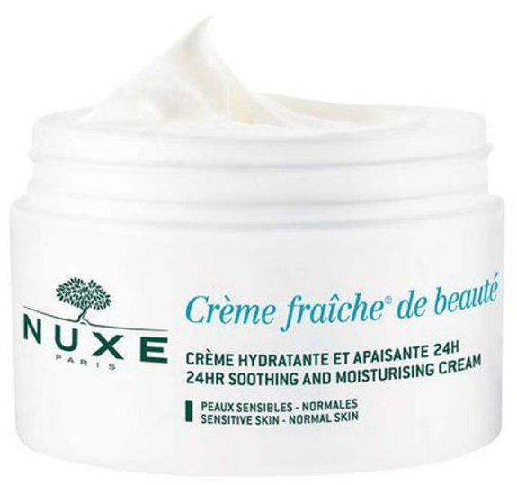Nuxe 24hr Soothing And Moisturizing Cream - 50 Ml.