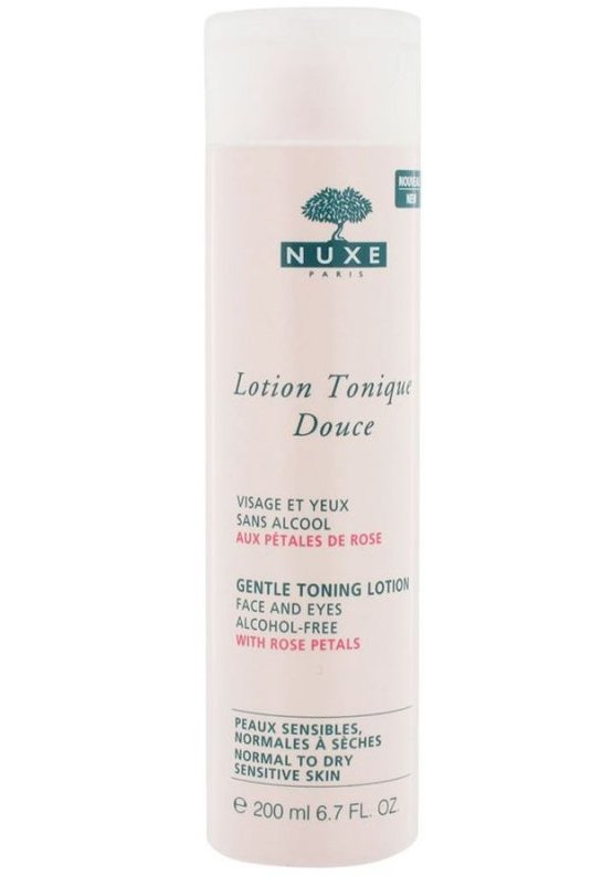 Image of   Nuxe Gentle Toning Lotion - 200 Ml.