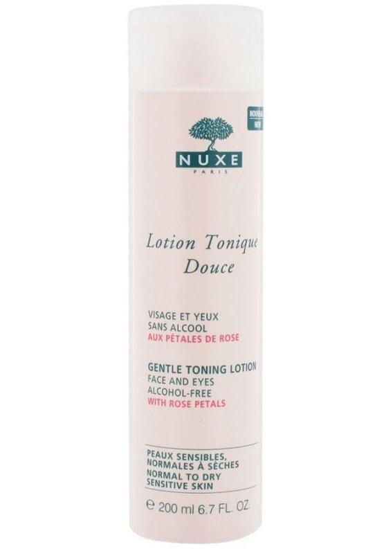Nuxe Toner Til Ansigt Gentle Toning Lotion 200 Ml