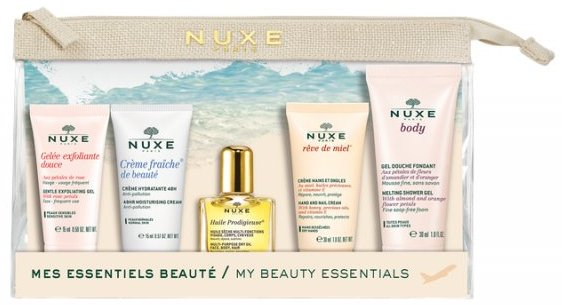Image of   Nuxe Rejsesæt - My Beauty Essentials 2018