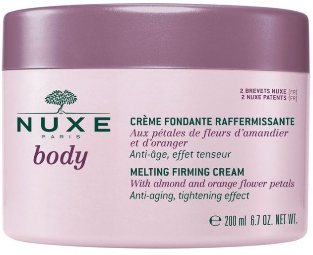 Image of   Nuxe Body Fondant Firming Cream - 200 Ml.